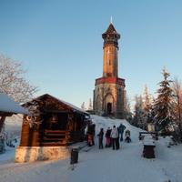 Zimní tábor - Smrková chaloupka v Příchovicích 2014
